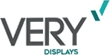 Very Displays Logo
