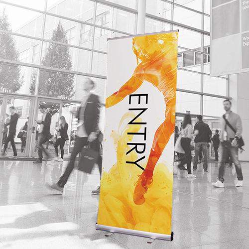 Entry R banner