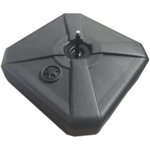 square moulded base