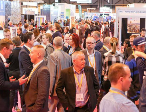Sign & Digital UK – More big names back top trade show