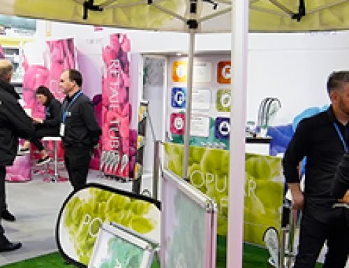 Value to a sign-maker of visiting trade exhibitions such as Sign & Digital and FESPA