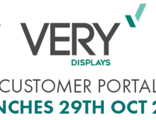 Very Displays launches first-ever customer portal