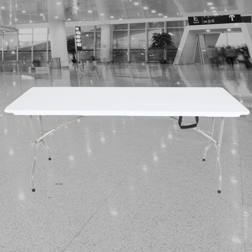 folding table for exhibitions