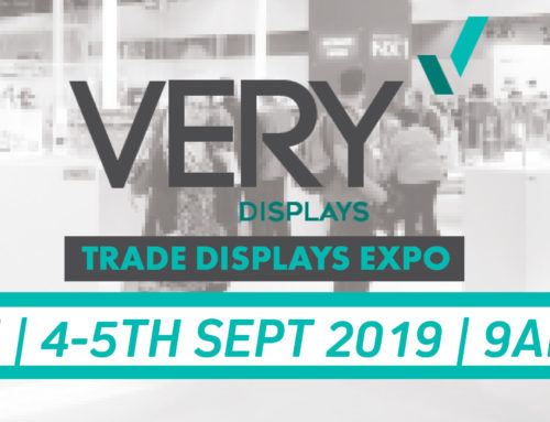Very Displays to join Soyang Europe for Irish Trade Displays Expo