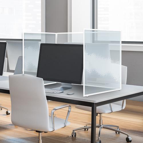 Folding Desk Screen for offices