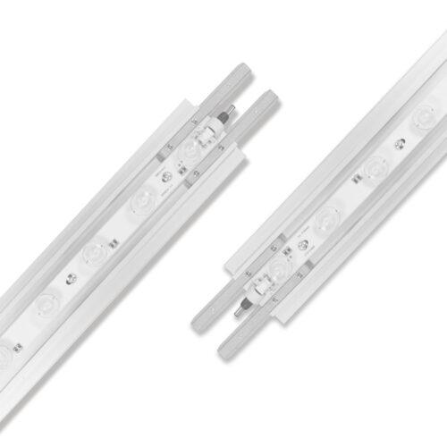 LED SEG Lightbox Height Extender